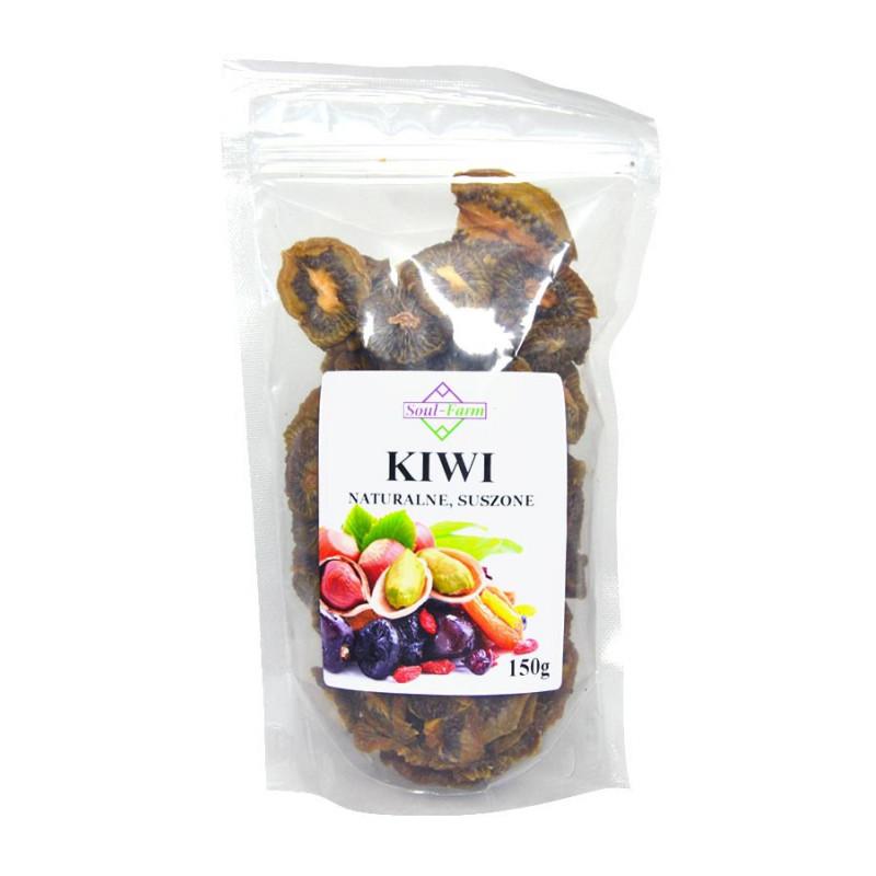 Kiwi suszone naturalnie 150g / Soul-Farm