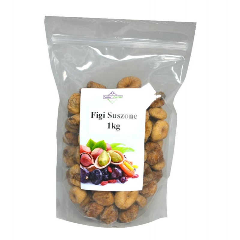 Figi Naturalne Suszone 1kg / Soul-Farm