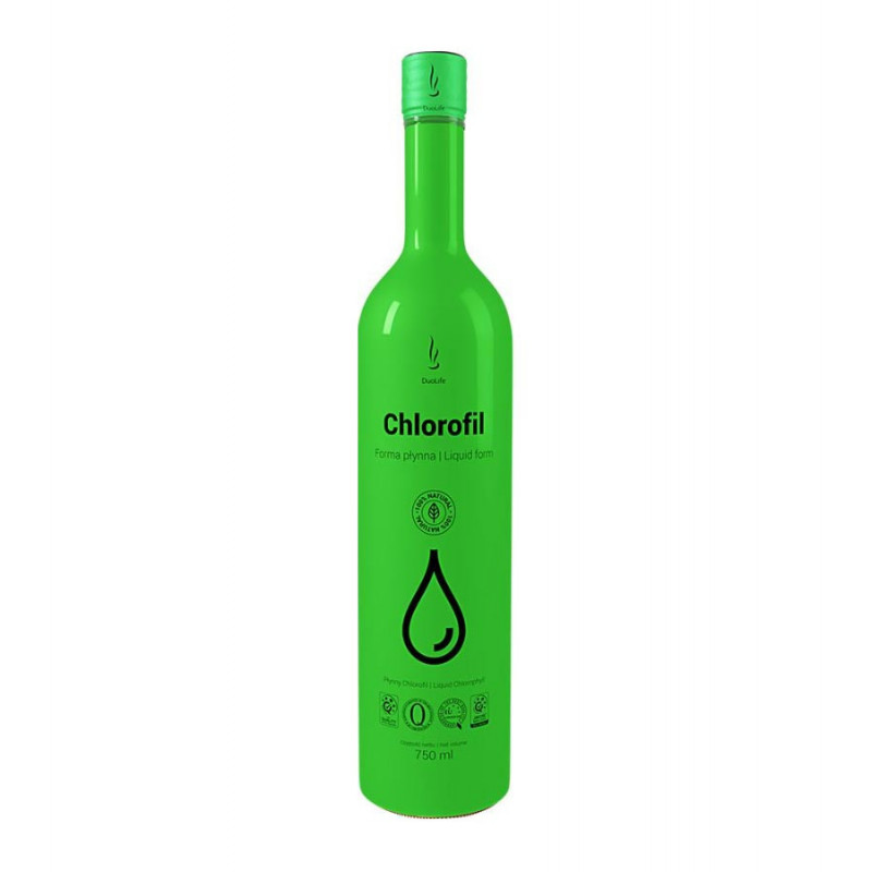 Chlorofil 750ml (forma płynna) / DuoLife