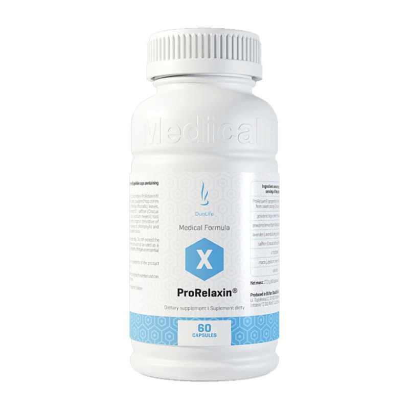 ProRelixin 60 kapsułek / DuoLife