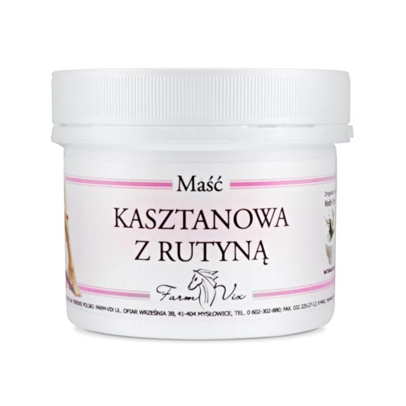 Maść Kasztanowa z Rutyną 150ml / Farm-Vix