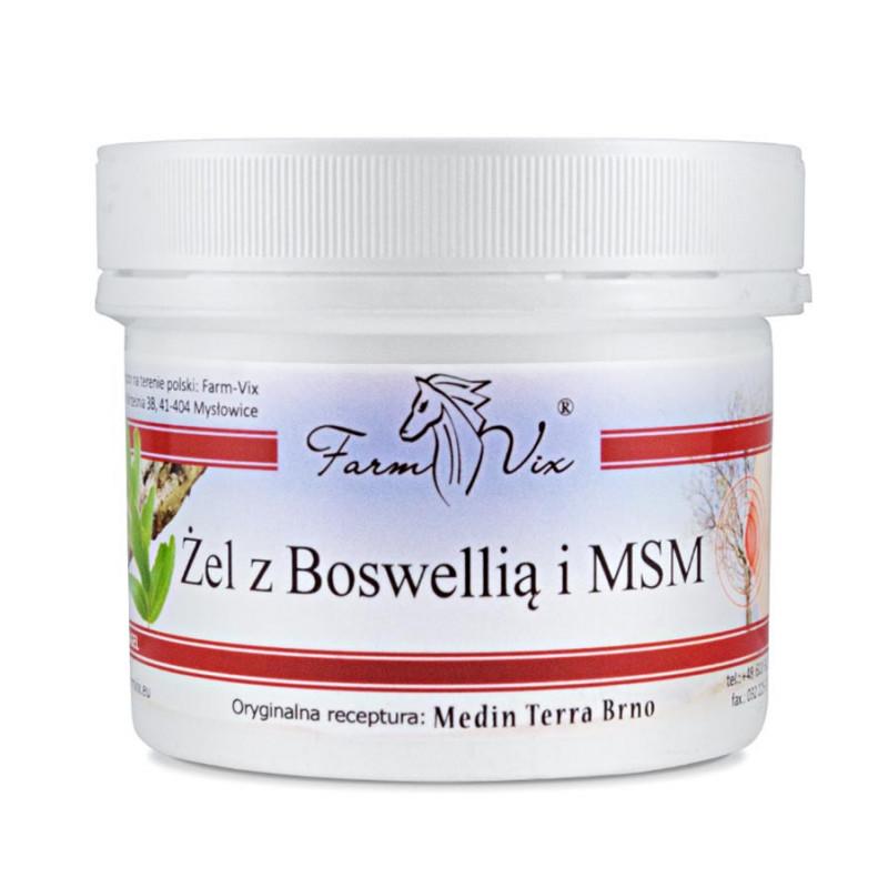 Żel z Boswellią i MSM 150ml / Farm-Vix
