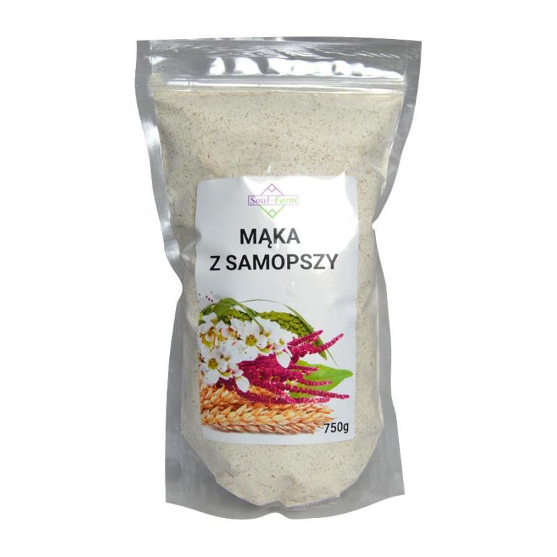 Mąka z samopszy, 750g / Soul-Farm