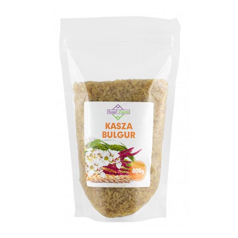Kasza Bulgur 400g / Soul-Farm