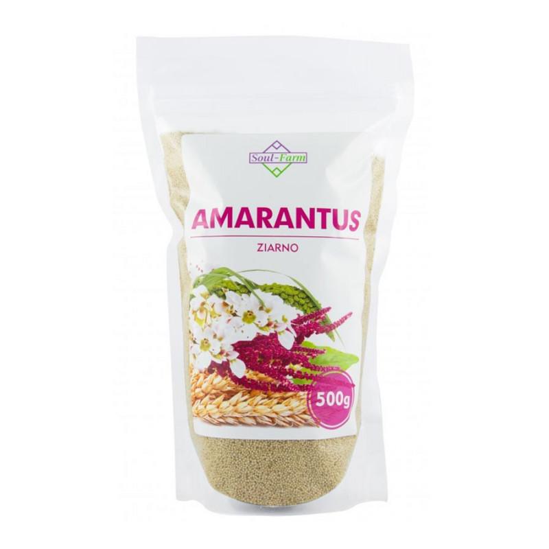 Amarantus ziarno 500g / Soul-Farm