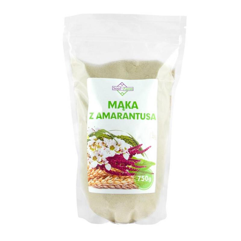 Mąka z Amarantusa 750g / Soul-Farm