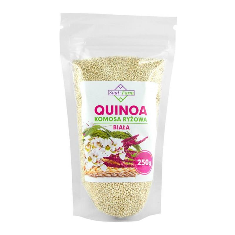 Quinoa Komosa Ryżowa Biała 250g / Soul-Farm