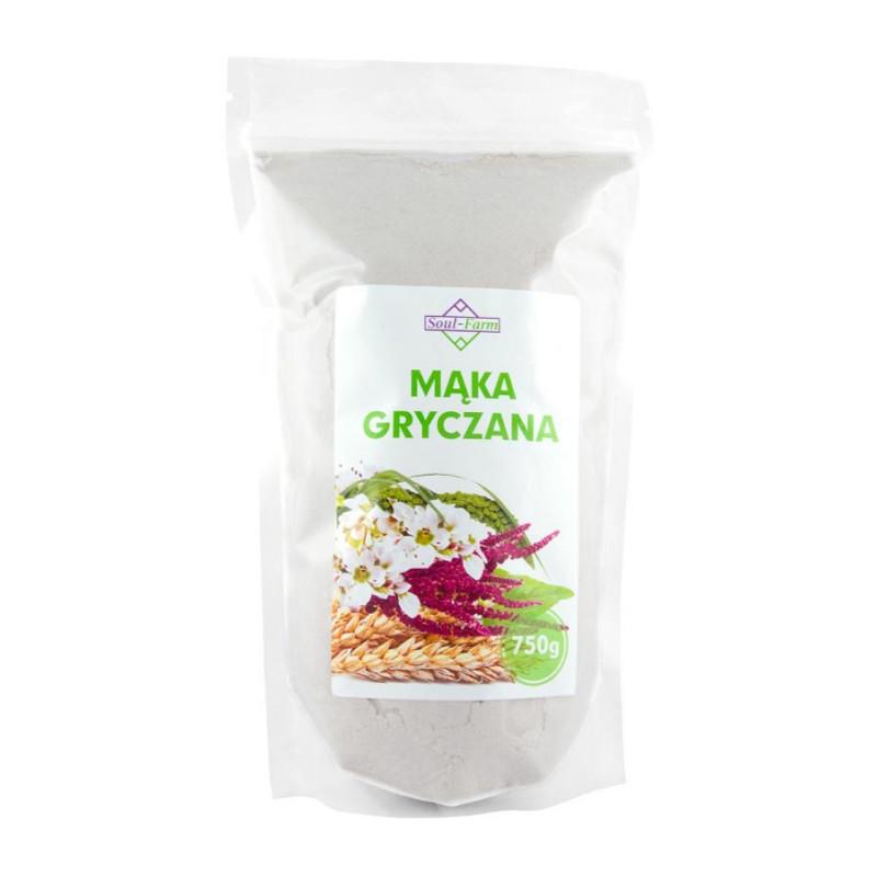 Mąka Gryczana 750g / Soul-Farm