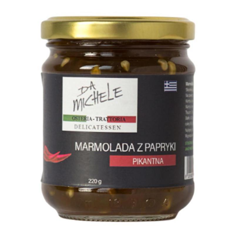 Marmolada z papryki pikantna / MICHELE 220g