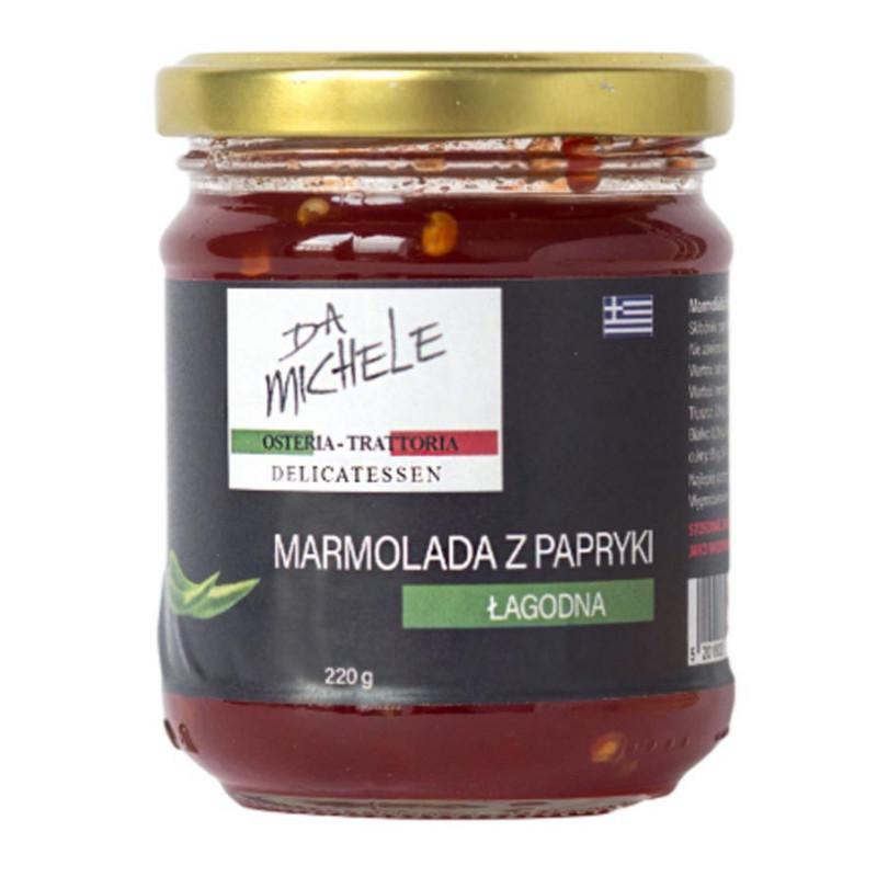 Marmolada z papryki łagodna / MICHELE 220g