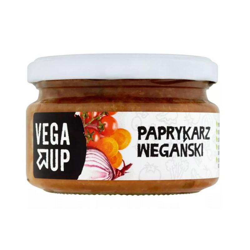Paprykarz jaglany, wegański 200g VEGAUP