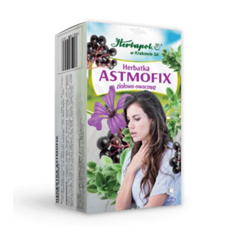 Astmofix Herbatka 20 saszetek / Herbapol