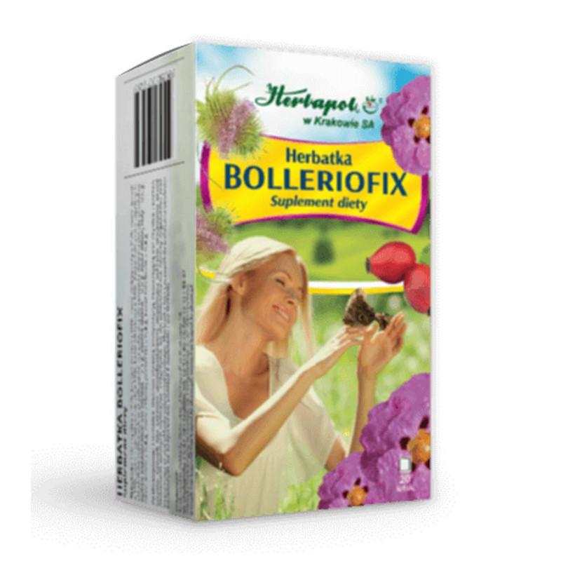 Herbatka BOLLERIOFIX / Herbapol