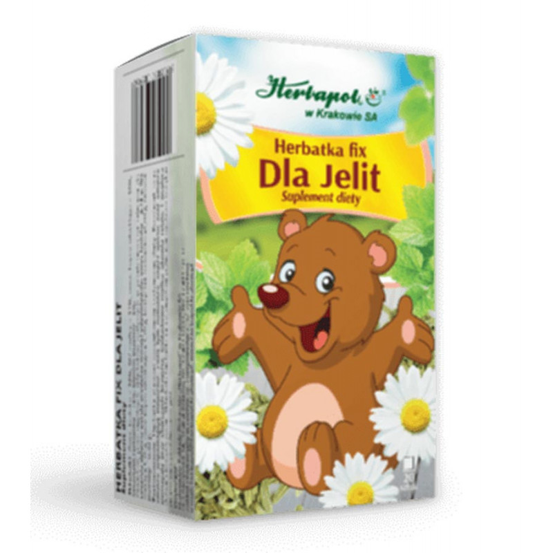 Herbatka DLA JELIT / Herbapol