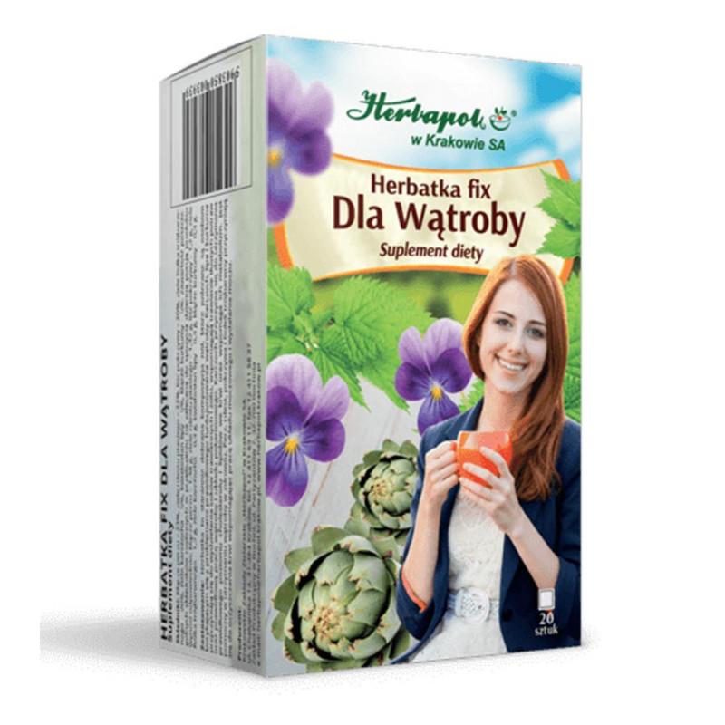 Herbatka DLA WĄTROBY / Herbapol