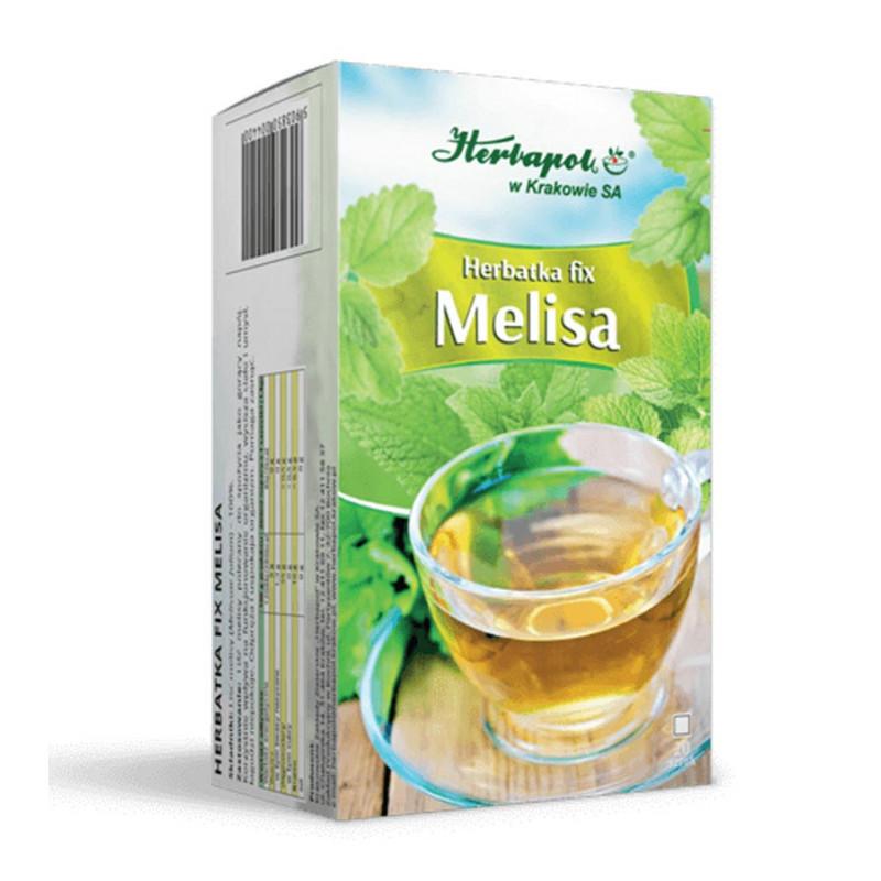 Herbatka fix Melisa 20 torebek / Herbapol