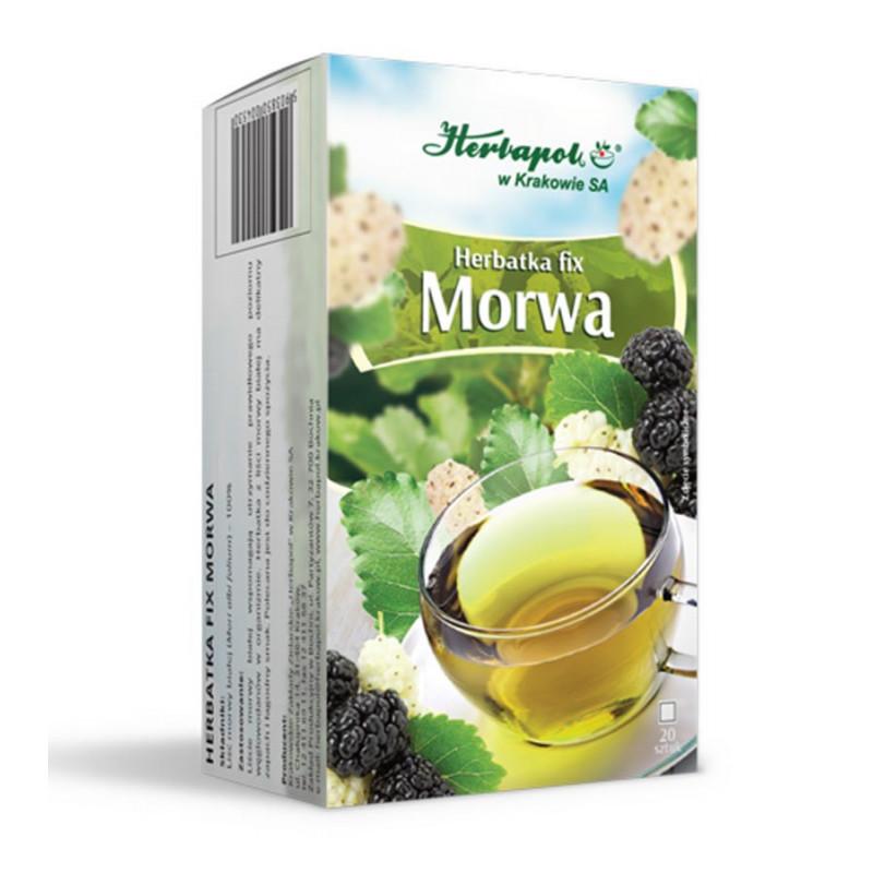 Herbatka Fix Morwa 20 saszetek / Herbapol