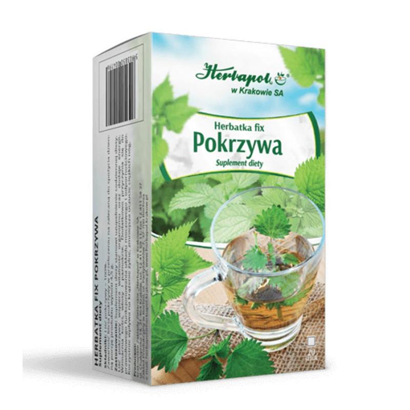 Herbatka fix Pokrzywa 20 torebek / Herbapol