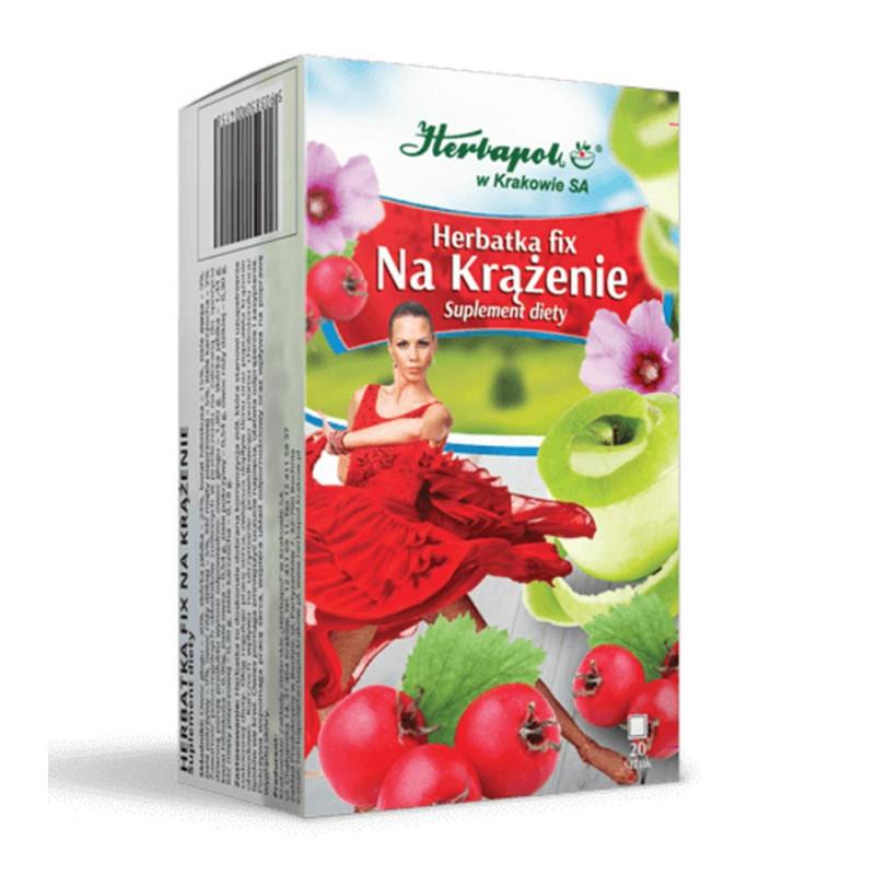Herbatka NA KRĄŻENIE / Herbapol