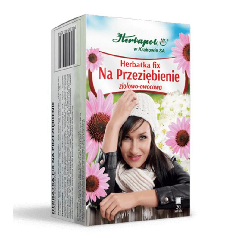 Herbatka NA PRZEZIĘBIENIE / Herbapol