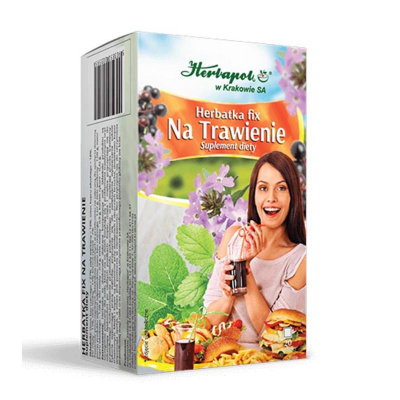 Herbatka NA TRAWIENIE / Herbapol