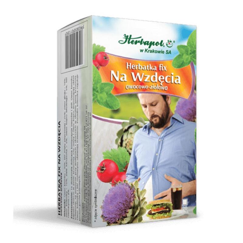Herbatka NA WZDĘCIA / Herbapol