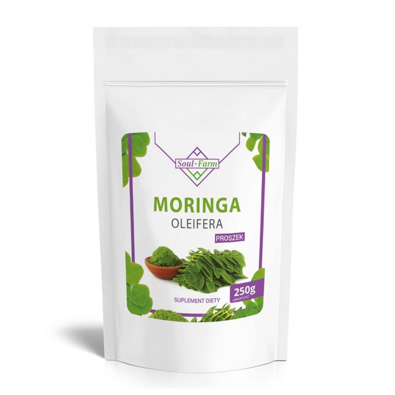 MORINGA OLEIFERA 250g / Soul-Farm