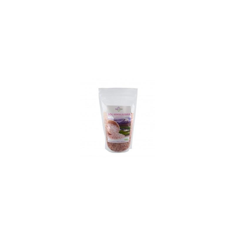 Sól Himalajska Różowa (gruba) 1000g / Soul-Farm