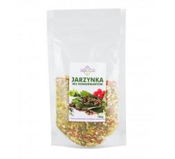 Jarzynka warzywno-ziołowa bez glutaminianu sodu i konserwantów 100g, Soul-Farm