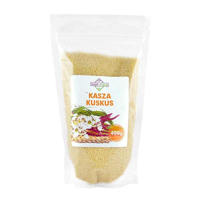 Kasza Kuskus 400g / Soul-Farm