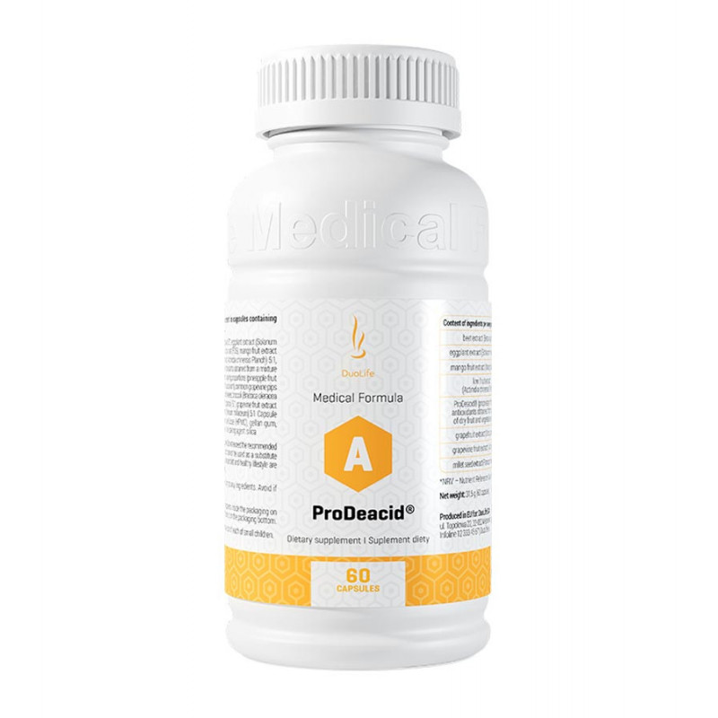 DuoLife Medical Formula ProDeacid - NEW