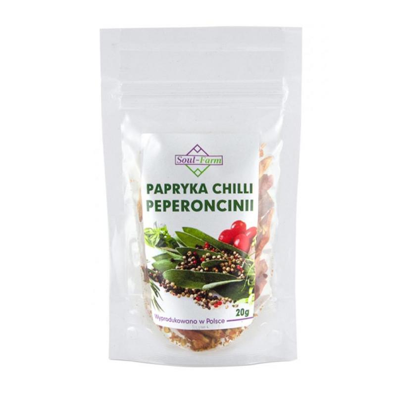 Papryczki Chilli Peperoncini 20g / Soul-Farm