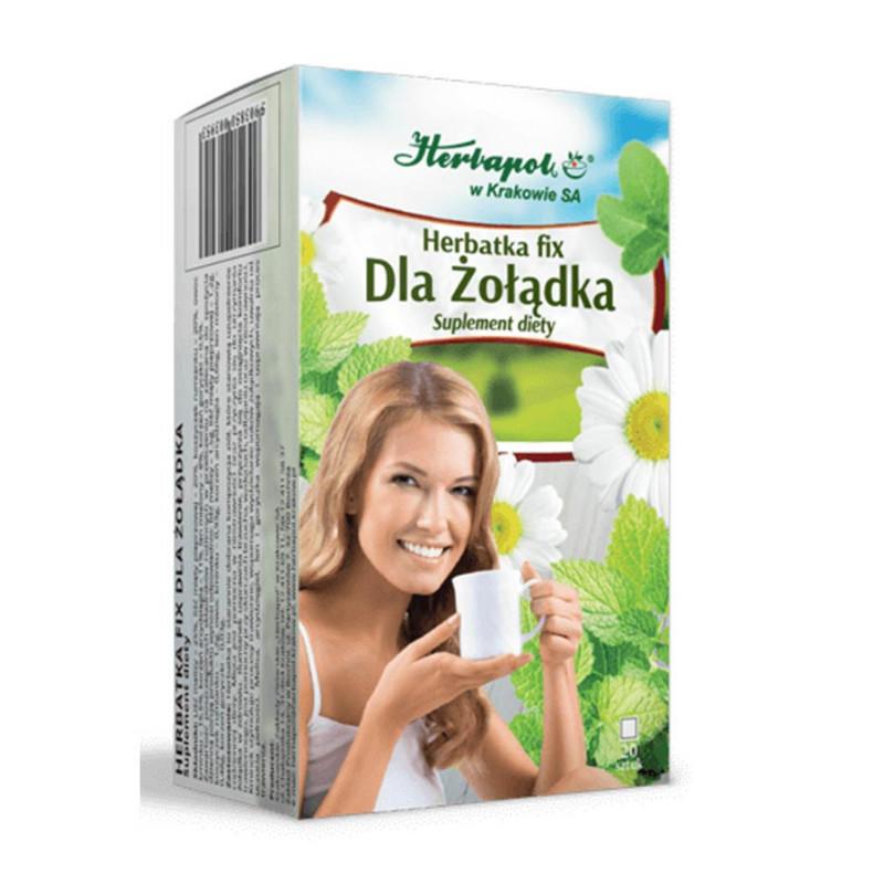 Herbatka DLA ŻOŁĄDKA / Herbapol