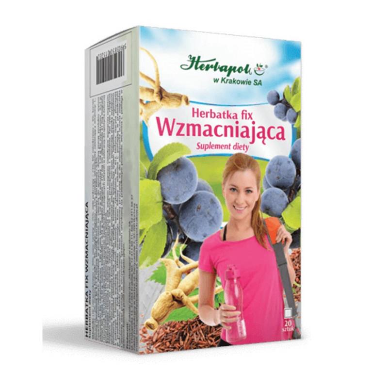 Herbatka WZMACNIAJĄCA / Herbapol