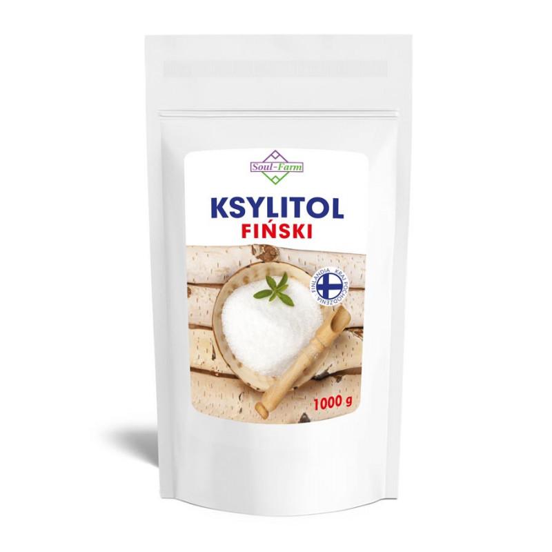 Ksylitol - Cukier Brzozowy 1kg / Soul-Farm